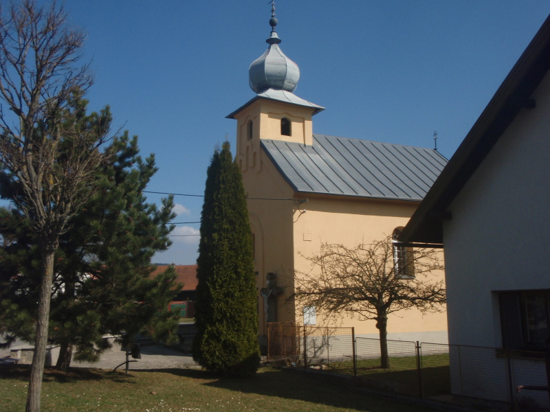 kaple sv.Vendelína v Arnolci
