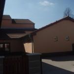 přístavba -soc.zařízení u KD v Arnolci